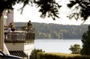 boka hotell på Lidingö